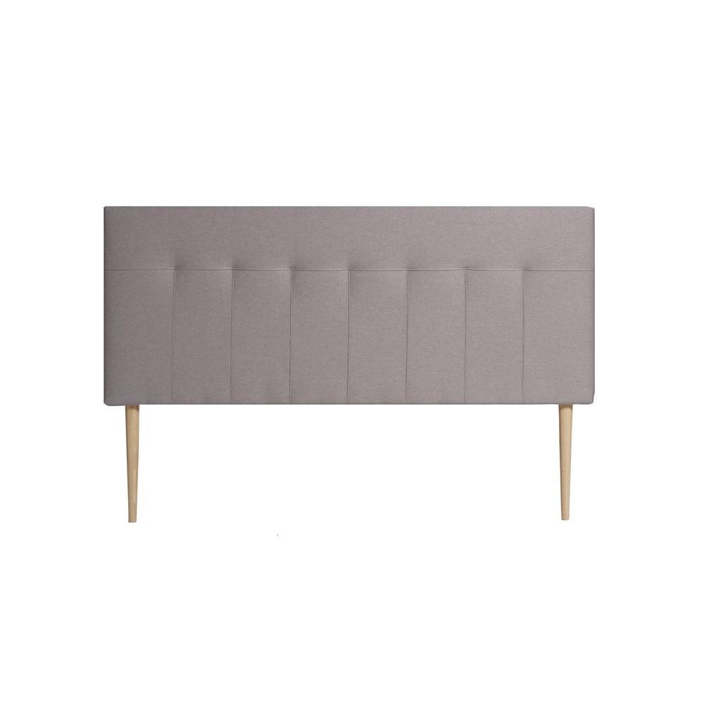 Tête de lit tissu Beige 152 cm - NOANO n°1