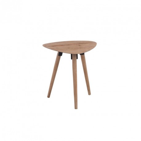 Table d'appoint triangle arrondi taille S - LUCIA