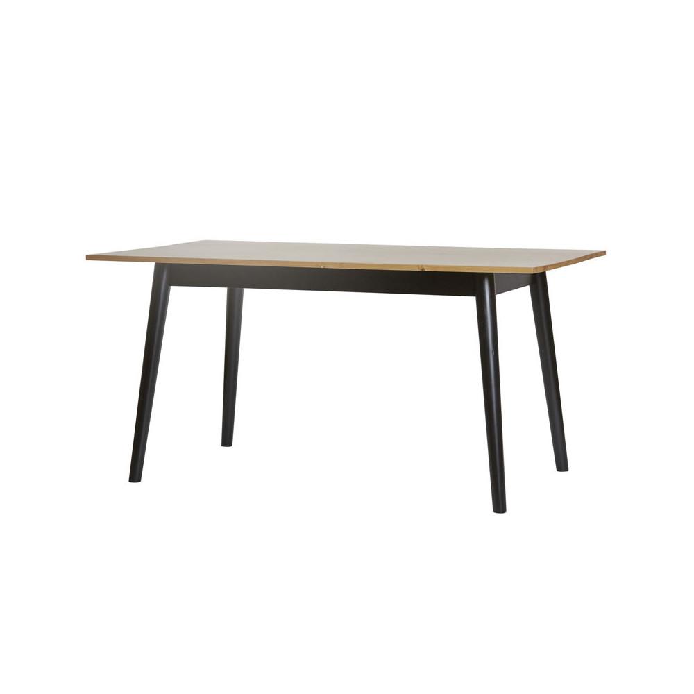 Table de Noirsplateau pieds ELITE Univers Bois repas sChdtQr