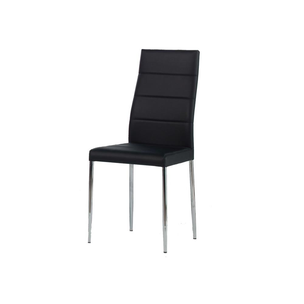Quatuor de chaises Noires ALTA