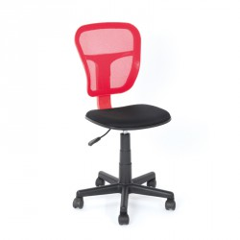 Chaise de bureau Rouge - HISPA