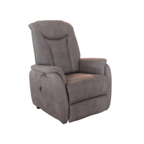 Fauteuil Relax Releveur Brun - PHILIPPE