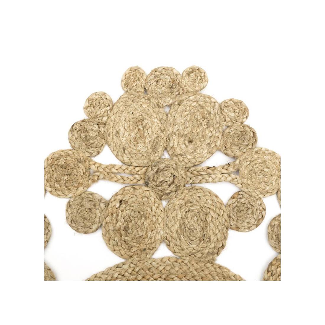 tapis fibres naturelles 120 120 n 3 peale univers de la. Black Bedroom Furniture Sets. Home Design Ideas