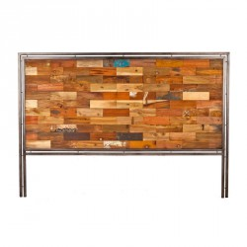 Tête de lit en bois 160 cm - INDUSTRY