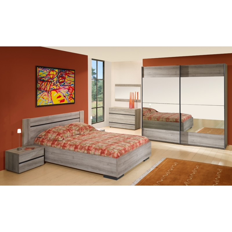 Chambre adulte complte with chambre complete adulte design for Achat chambre complete adulte