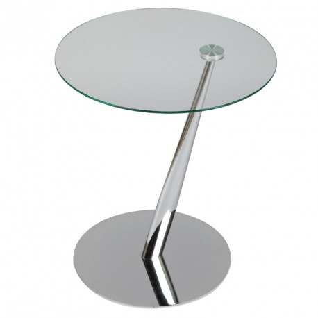 Gu ridon rond cali petits meubles tousmesmeubles for Table d appoint moderne