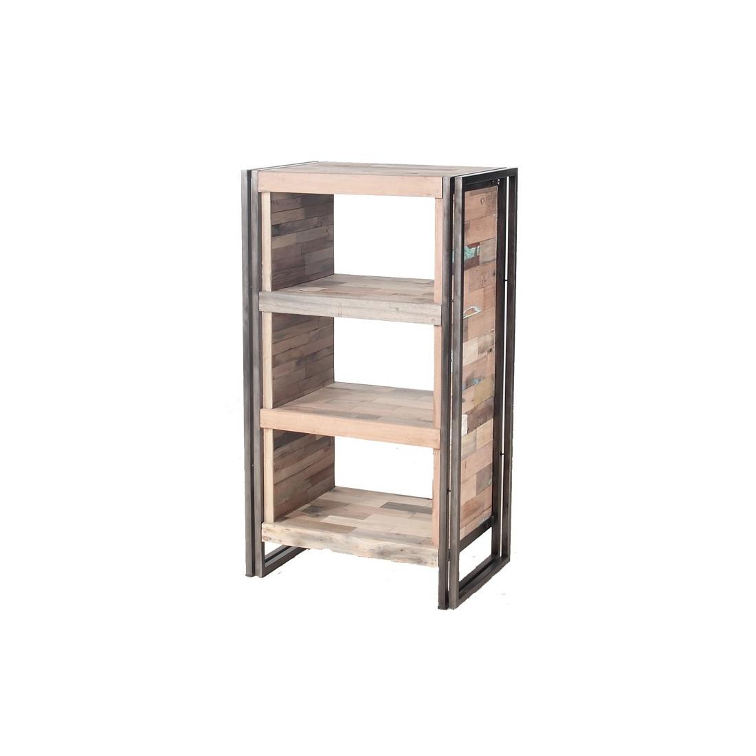 tag re en bois industry univers du salon tousmesmeubles. Black Bedroom Furniture Sets. Home Design Ideas