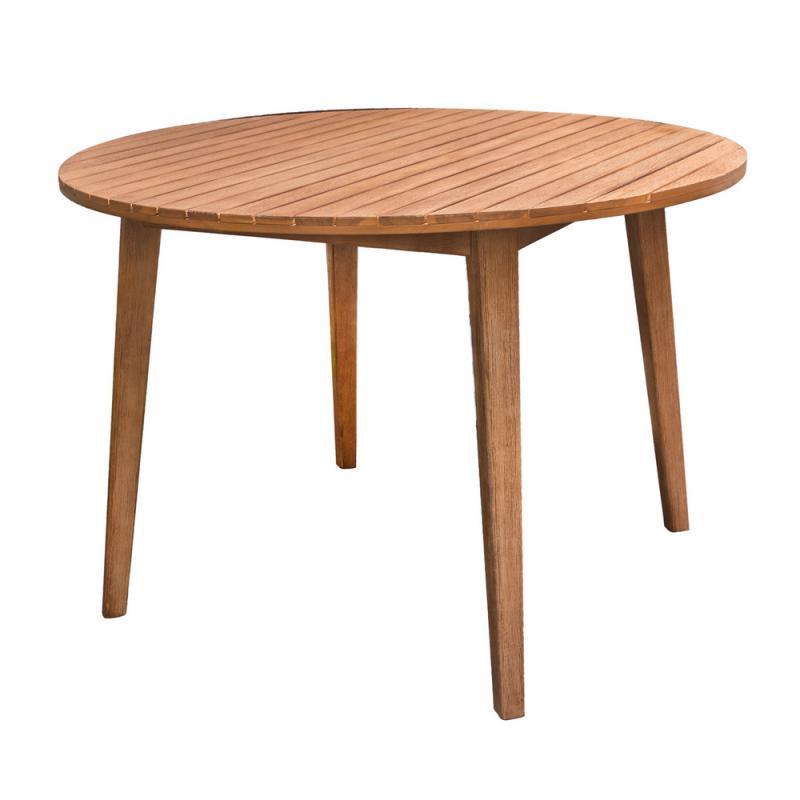 Table de repas ronde en Bois - HURAA