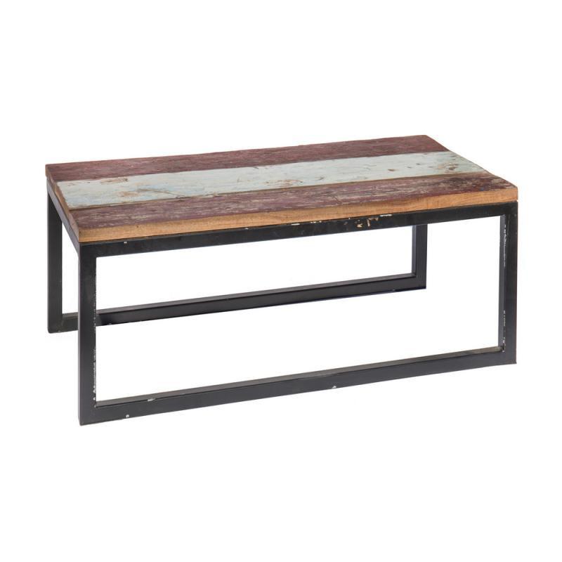 Table basse d'extérieur Teck - PATIO
