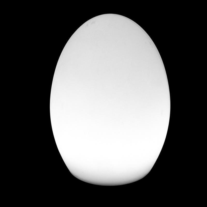 Lampe LED's extérieur Résine blanc N°3 - INU