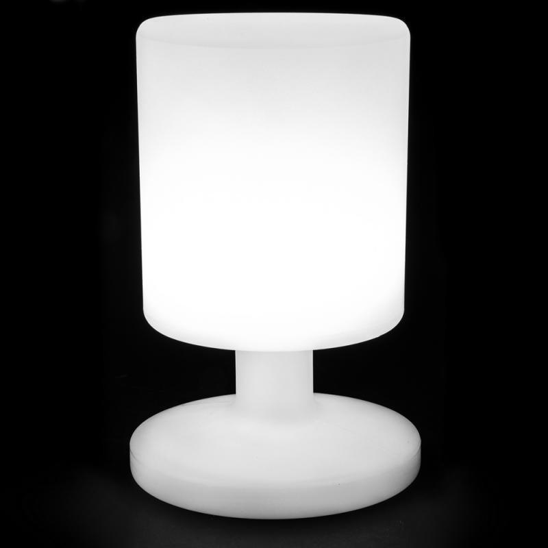 Lampe de table Résine blanche N°3 - CAUCASE