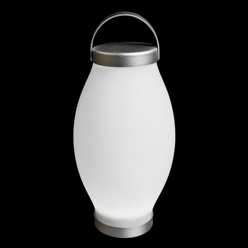 Lampe Polymère/Aluminium blanc N°1 - HARRIER
