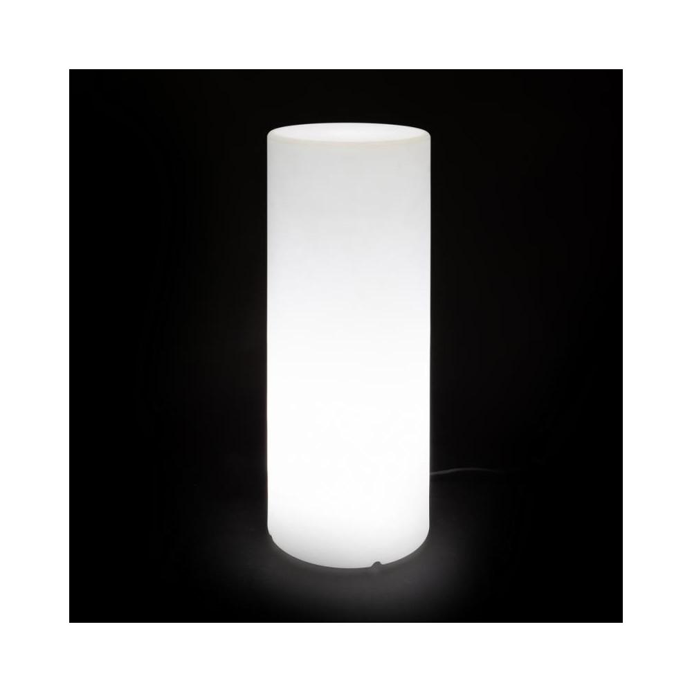 Lampe LED's extérieur Polymère blanc N°4 - INU