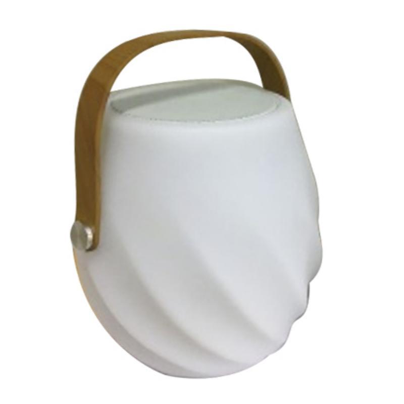 Lampe LED's + Haut-parleur taille S - SHOW