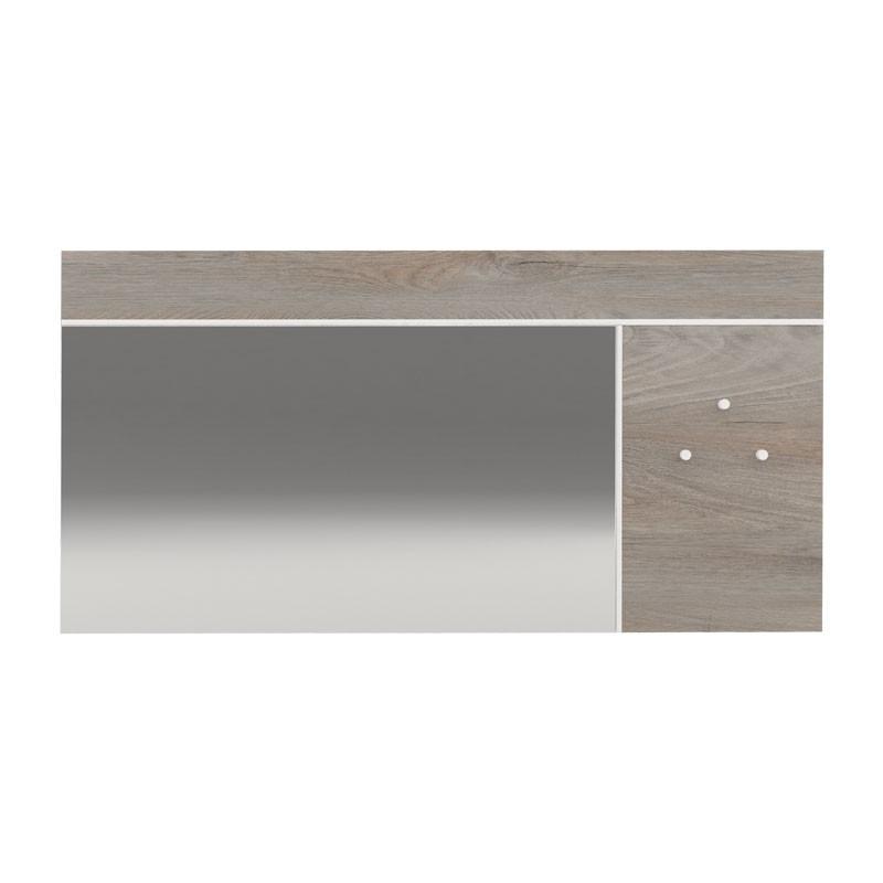 Miroir rectangulaire Chêne délavé - FLORINE