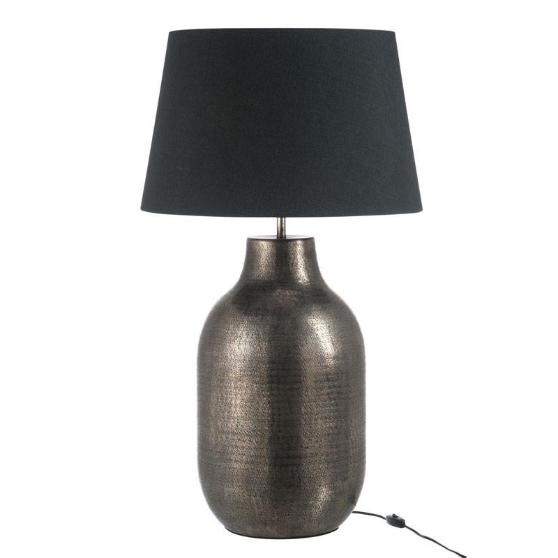 Lampe à poser Aluminium argenté - BEVEREN