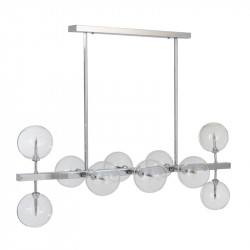 Suspension Aluminium argent - COSTERO