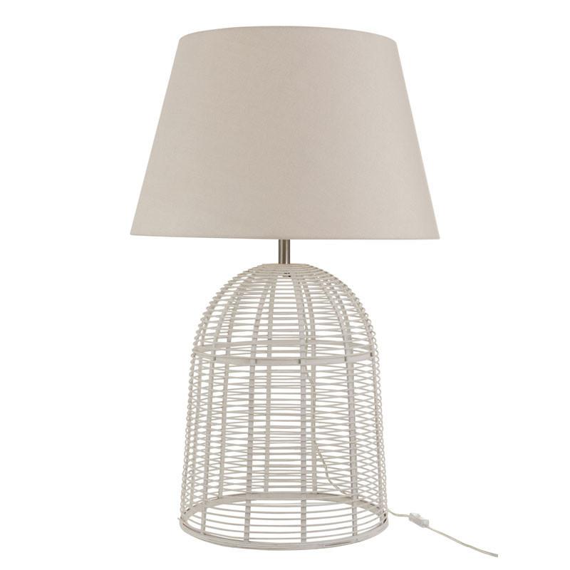 Lampe de bureau Bambou taille M - VAQUITA
