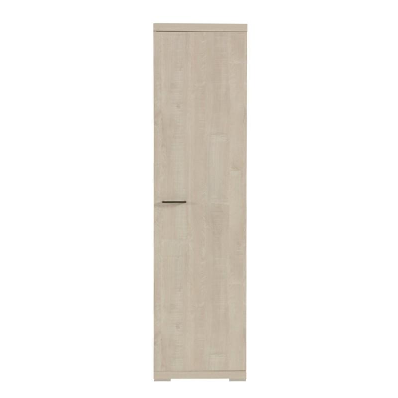 armoire 1 porte battante etra l 55 x l 58 x h 210. Black Bedroom Furniture Sets. Home Design Ideas