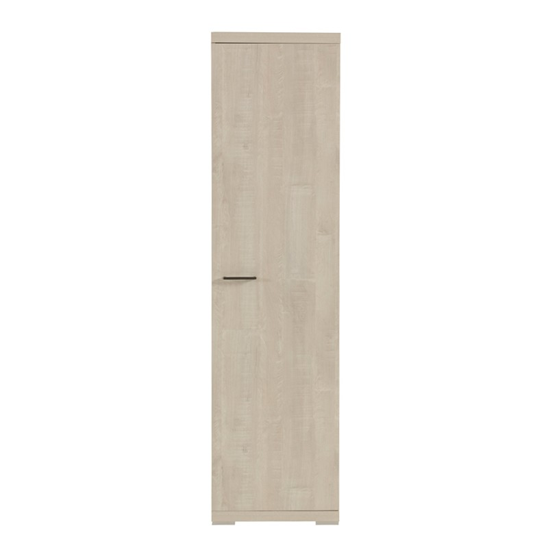 armoire 1 porte battante etra l 55 x l 58 x h 210 promodispo. Black Bedroom Furniture Sets. Home Design Ideas