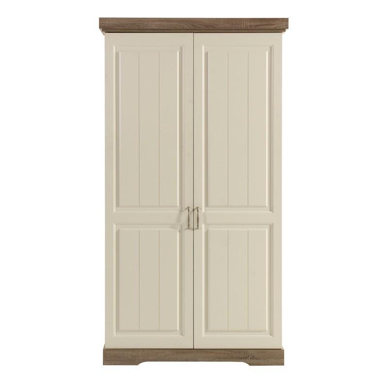 Armoire 2 portes battantes - TIVA