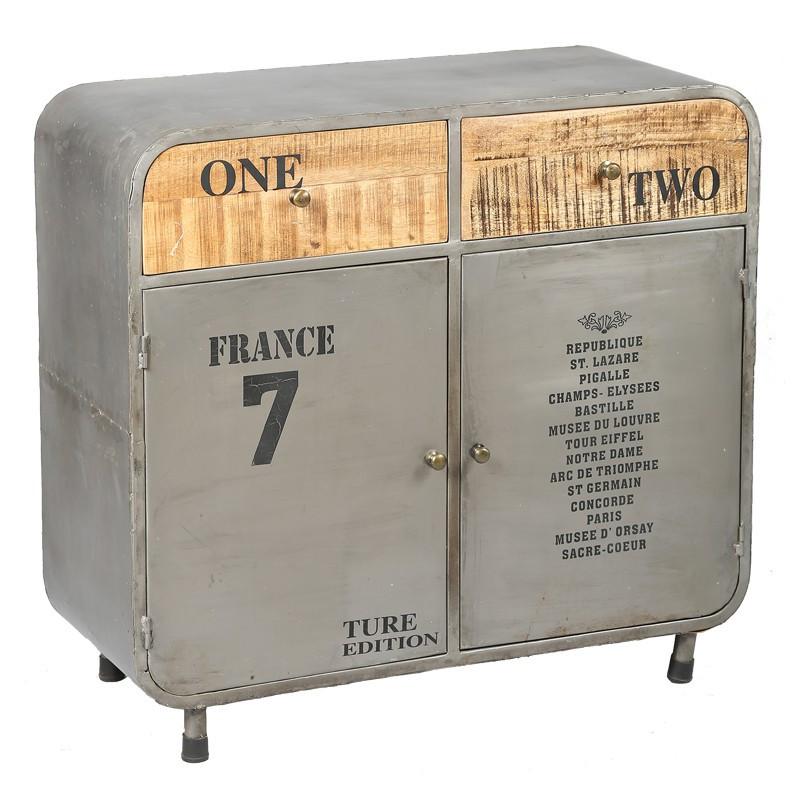 Buffet 2 portes 2 tiroirs - TRYP
