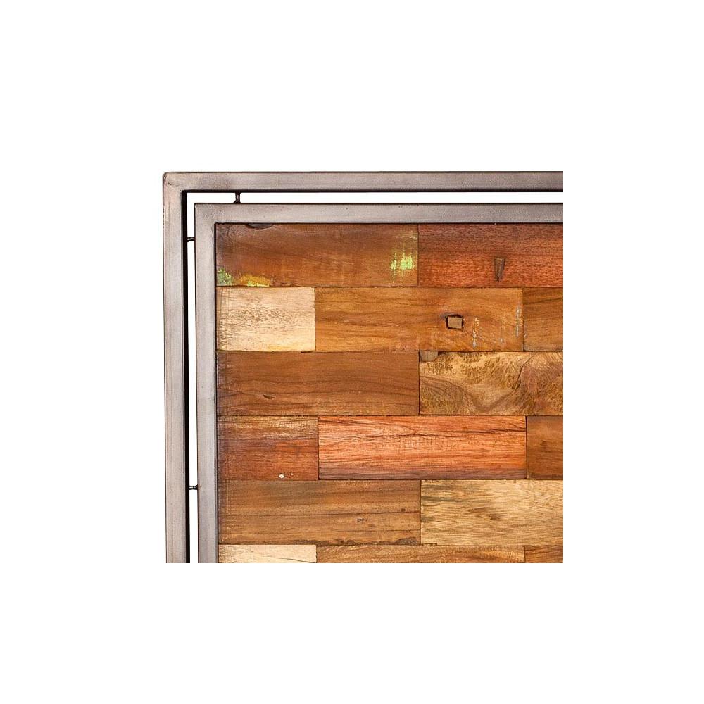 Tête de lit en bois 140 cm - INDUSTRY