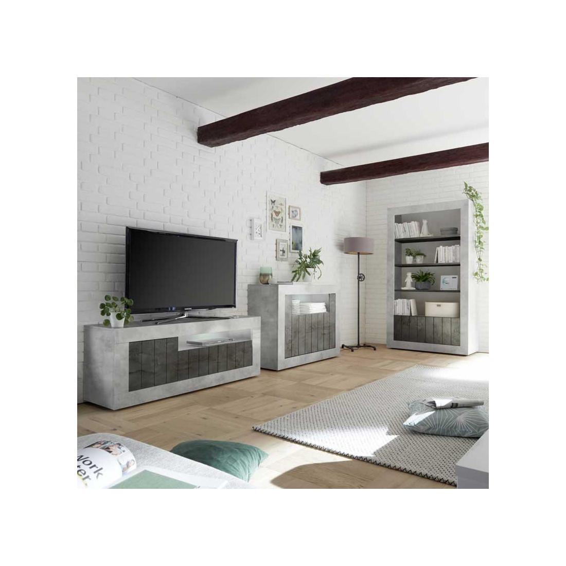 meuble d 39 entr e b ton cir clair fonc lubio n 1 petits. Black Bedroom Furniture Sets. Home Design Ideas
