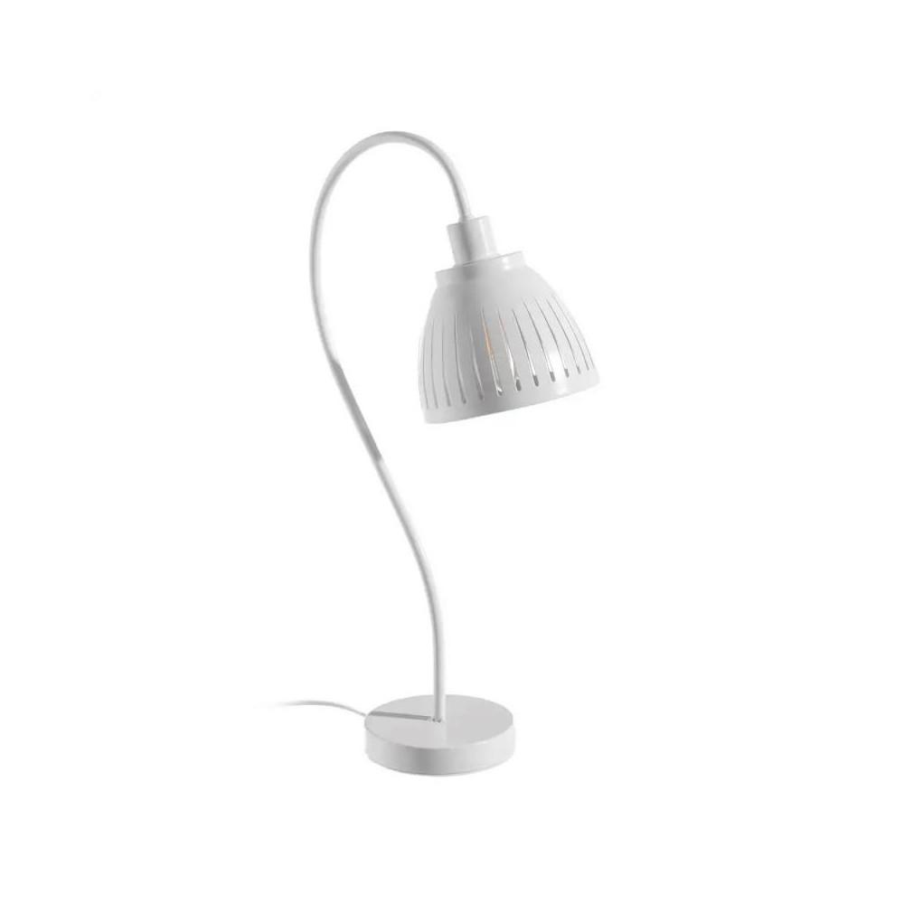 Lampe de bureau Métal blanc N°2 - GONDO