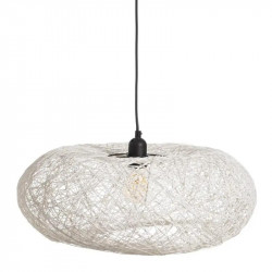 Suspension Fibres naturelles beige N°2 - GOCAN