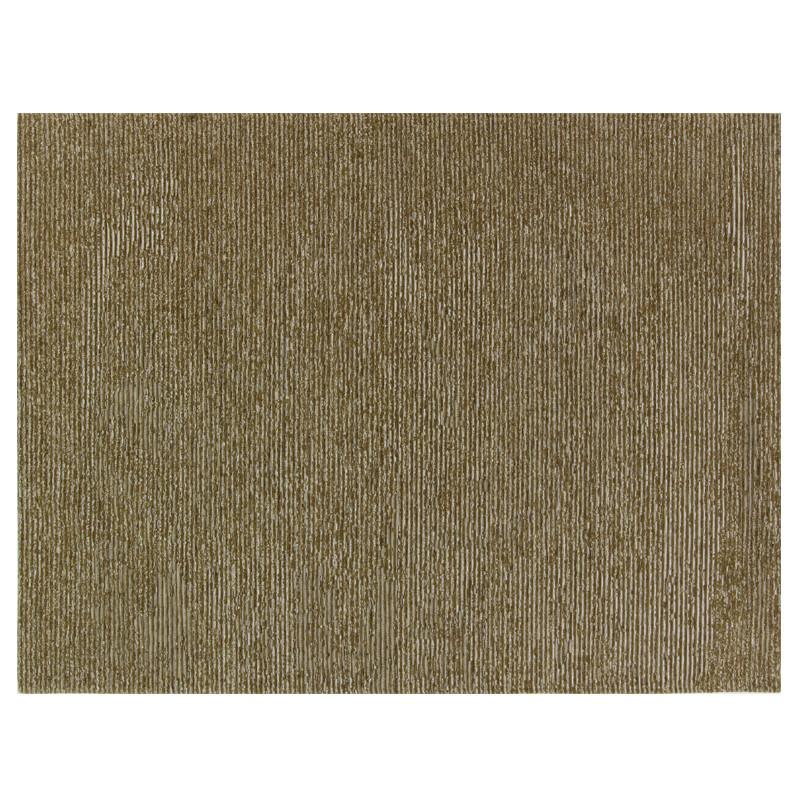 Tapis Tissu bronze 170*230 - BISCAYE