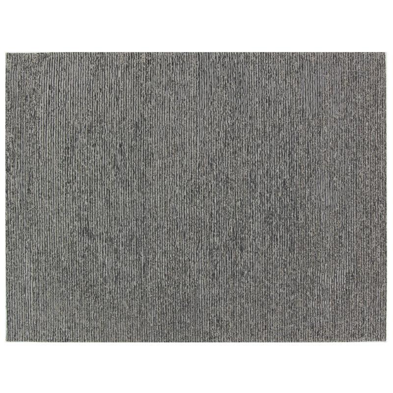 Tapis Tissu gris 170*230 - BISCAYE