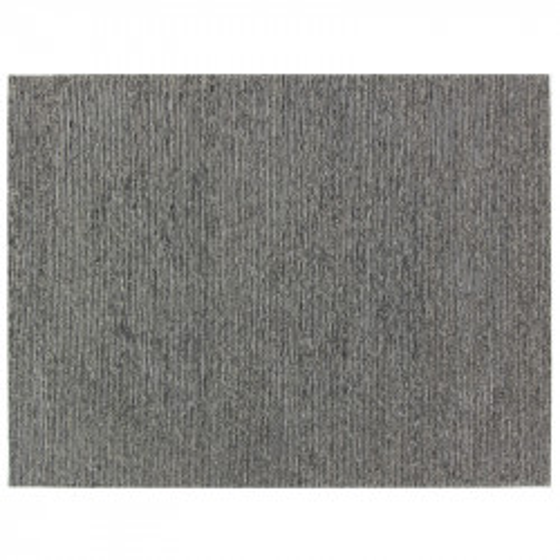 Tapis Tissu gris 200*300 - BISCAYE