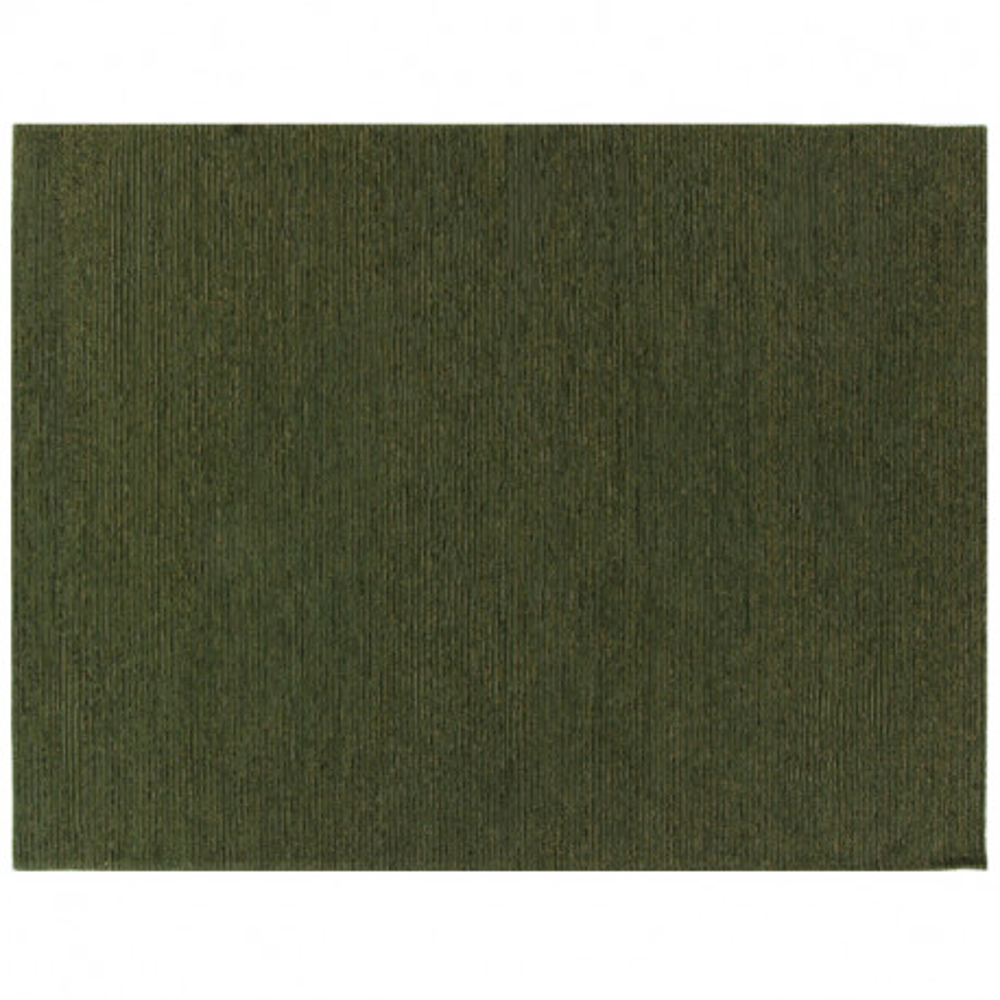 Tapis Tissu vert 170*230 - BISCAYE