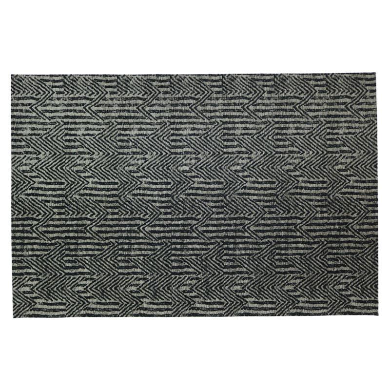 Tapis tissu anthracite 240*340 - NORSK