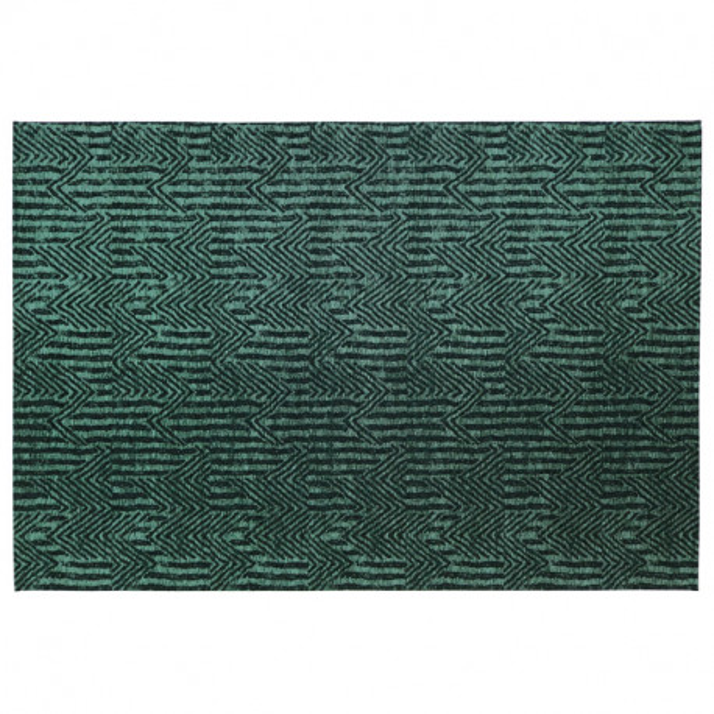 Tapis tissu émeraude 240*340 - NORSK