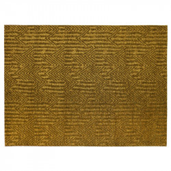 Tapis tissu moutarde 200*300 - NORSK