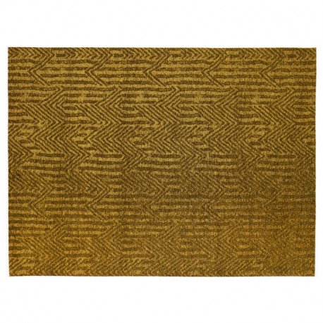 Tapis tissu moutarde 240*340 - NORSK