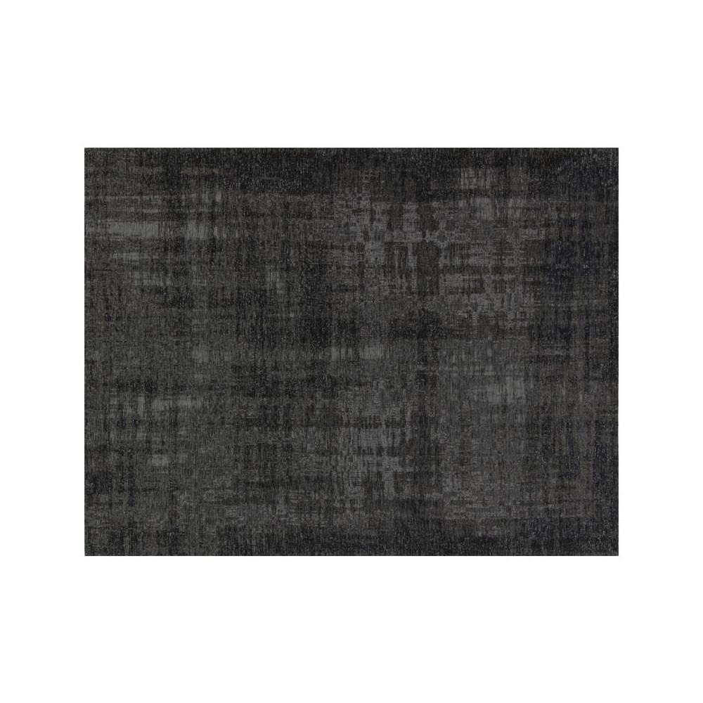 Tapis tissu anthracite 240*340 - CAUCHOIS