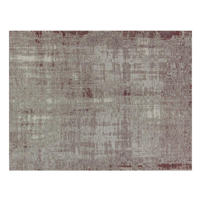 Tapis tissu vieux rose 170*230 - CAUCHOIS