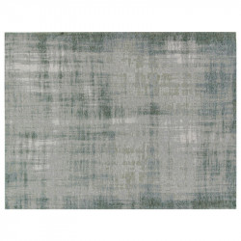 Tapis Tissu vert d'eau blanchi 200*300 - CAUCHOIS