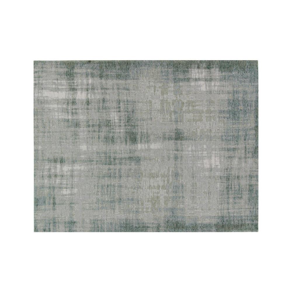 tapis tissu vert d 39 eau 200 300 cauchois univers de la. Black Bedroom Furniture Sets. Home Design Ideas