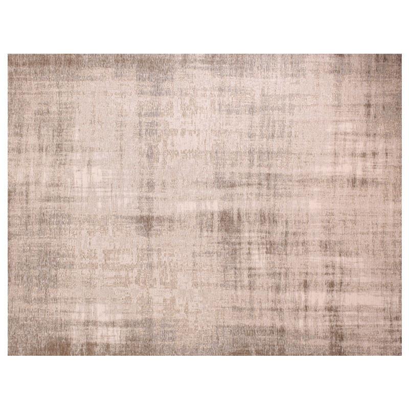 Tapis Tissu argenté 170*230 - CAUCHOIS