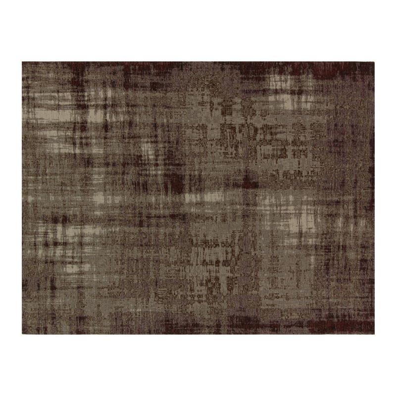 Tapis Tissu bordeaux 170*230 - CAUCHOIS