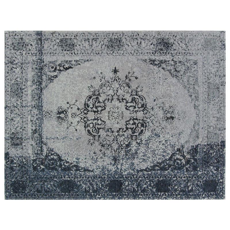 Tapis persan Tissu denim 170*230 - HUSUMER