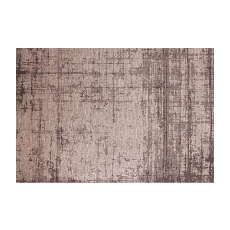 Tapis tissu gris 170*230 - MUKOTA