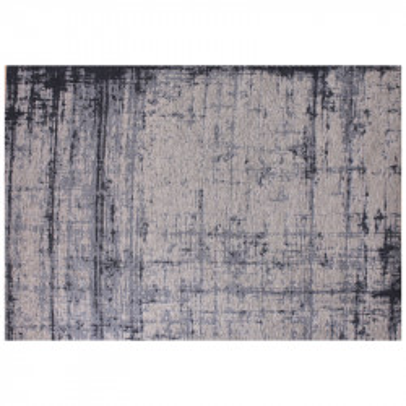 Tapis Tissu bleu de Delft 170*230 - MUKOTA