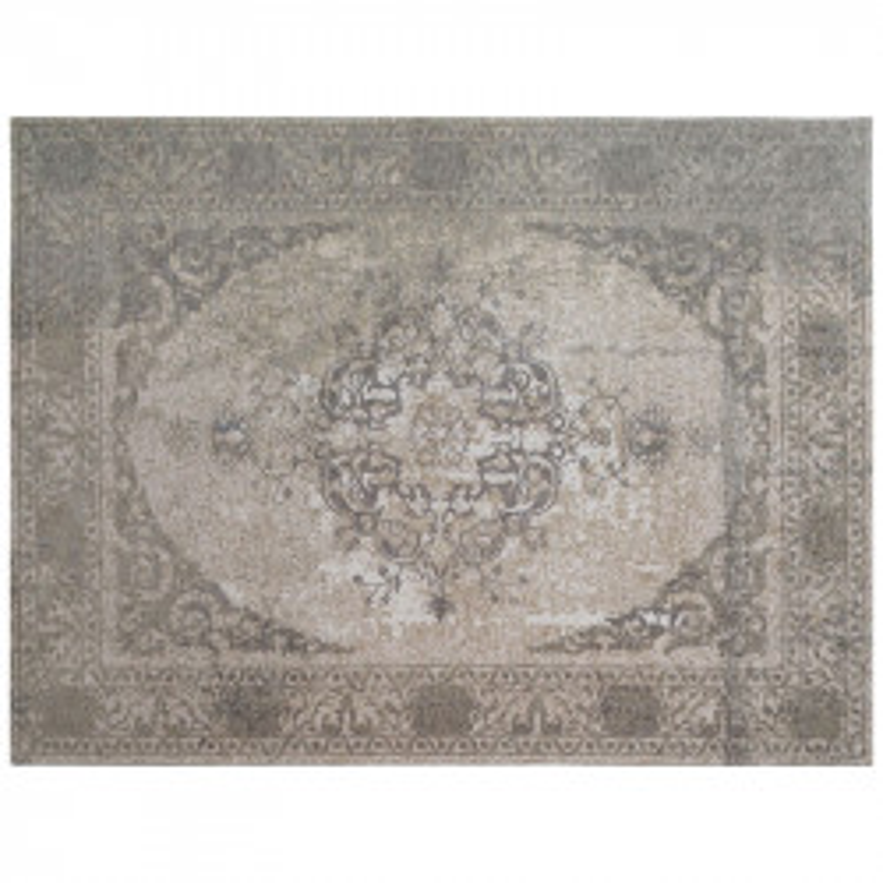 Tapis persan Tissu argent 170*230 - HUSUMER
