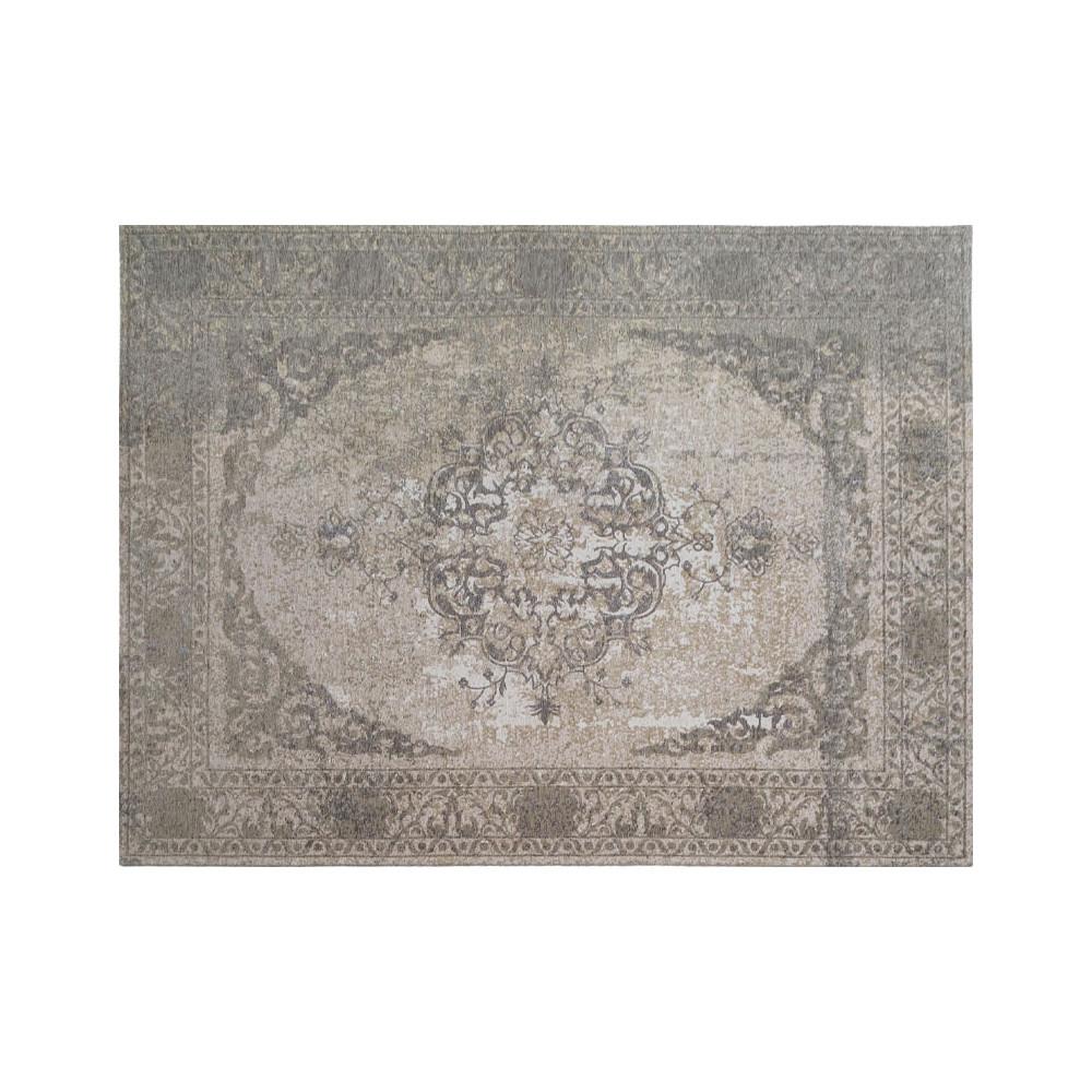 Tapis persan Tissu argenté 240*340 - HUSUMER