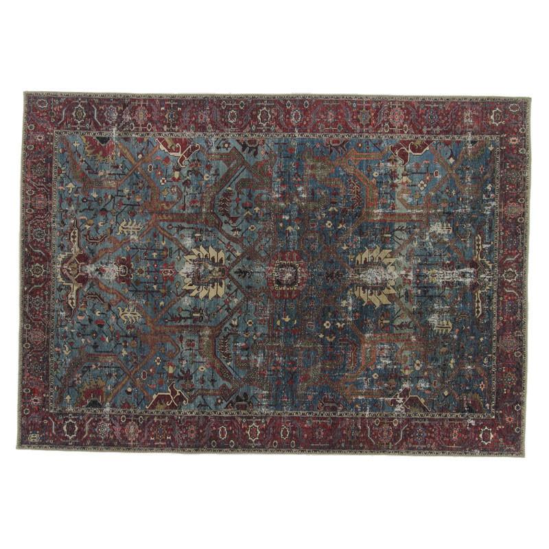 Tapis persan Tissu rouge 160*230 - DENIZLI